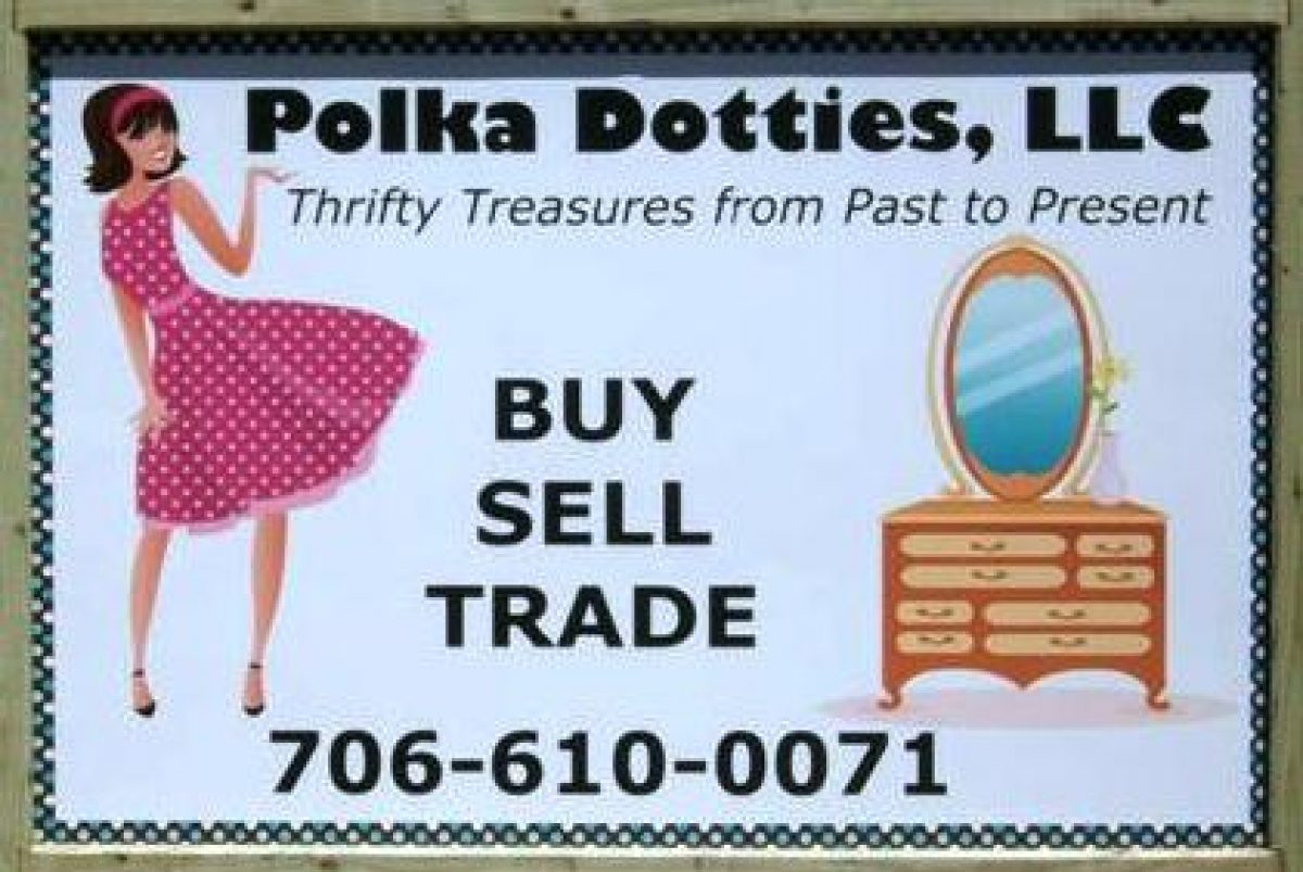 Decor Polka Dottie S